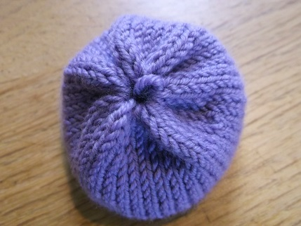 Knit for winter mitts May 6