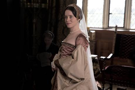 Anne Bolelyn costume