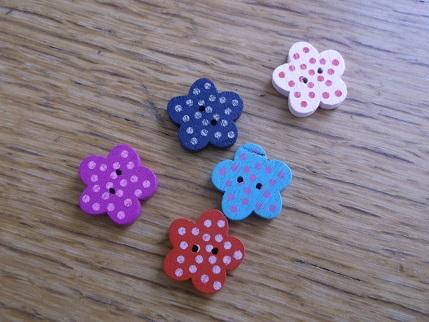 Buttons June