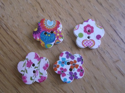 Buttons June 2