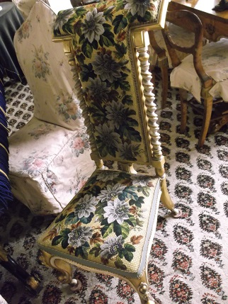 Calke - chairs