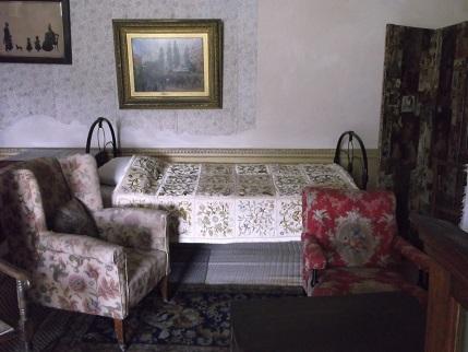 Calke - bed cover