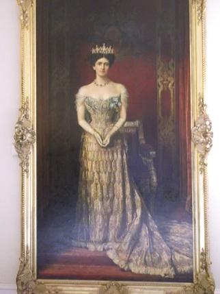 Kedleston - Lady Curzon