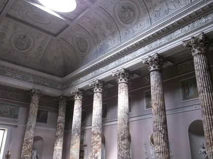 Kedleston - main rooms