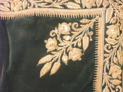 Kedleston -goldwork