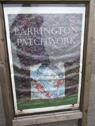 Templecombe 9 - Barrington Patchwork
