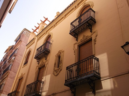 Spain July 2015 Elche apartment