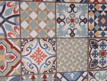 Spain July 2015 Elche tiles
