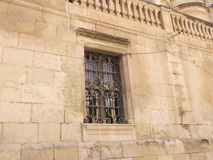 Spain July 2015 Elche window