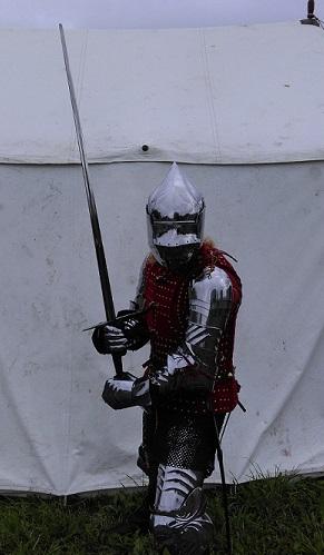 Tewks - Jamie new armour 2