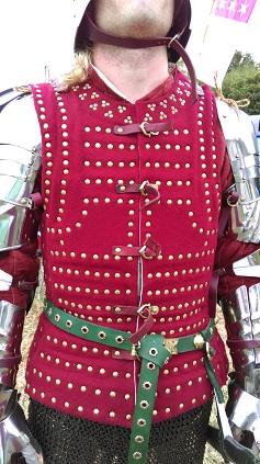 Tewks - Jamie new armour 3