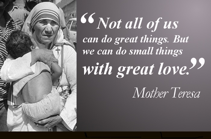 Mother-Teresa quote