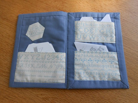 new sewing room - stitches booklet 8