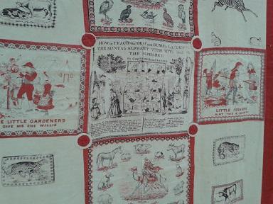 Quilt show historic quilts