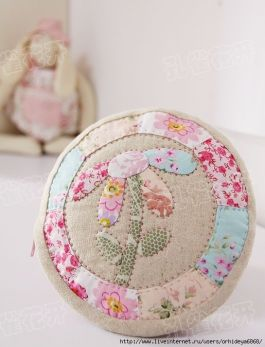 Daisy pincushion