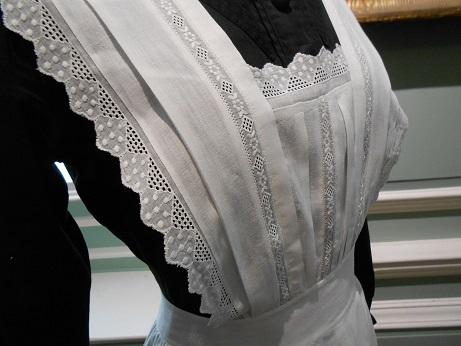 Downton costume - evening maid