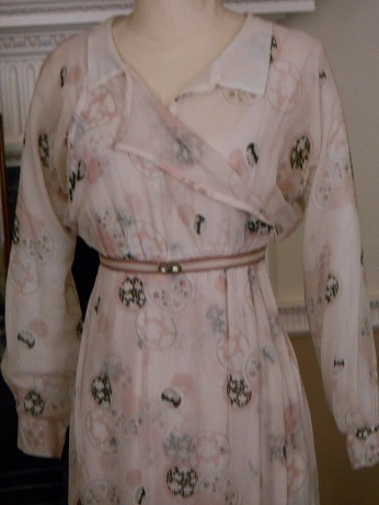 Downton costume - Sybil original