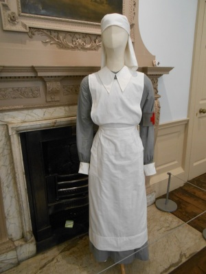 Downton costume - Sybil