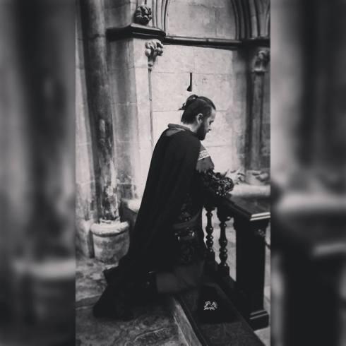 Luke at Lincoln