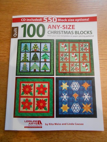 Xmas blocks book