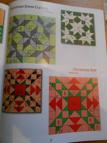 Xmas blocks book 2