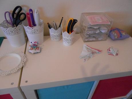 Craft room Nov 5