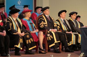 Duke of York graduation 1