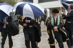 Duke of York graduation 2