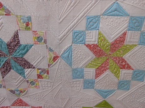 Harrogate K and S Winning Quilts