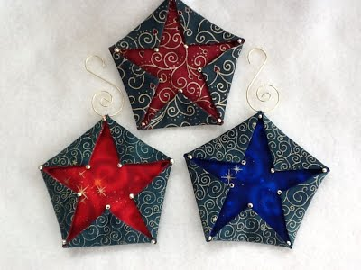 Star Pentagon Ornament