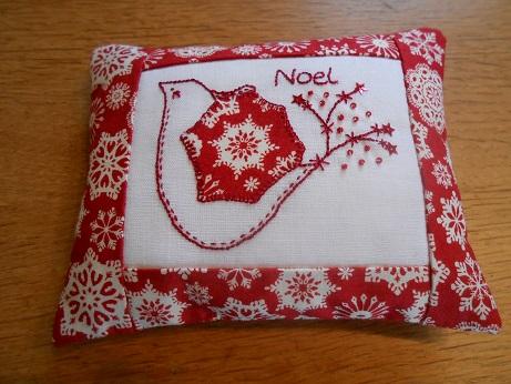 Jenny stitching Dec 3