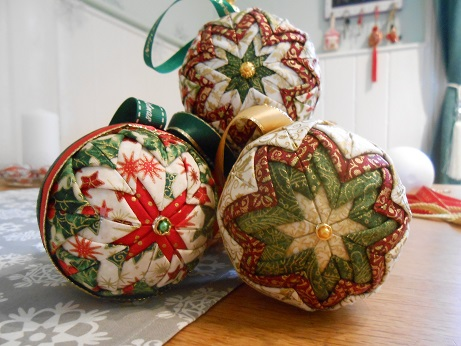 Xmas baubles Dec 2015
