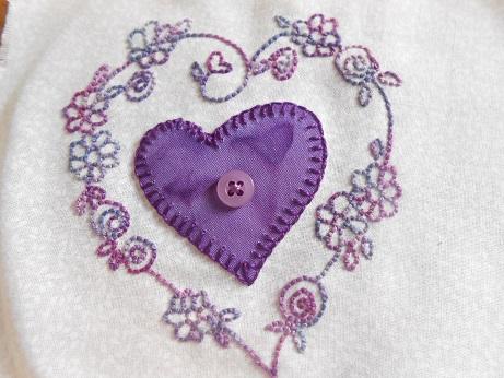 Elefantz heart stitching 1