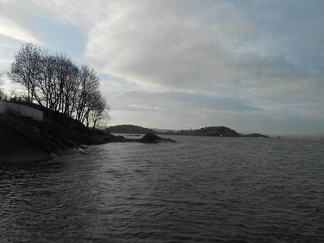 Norway Boat Trip