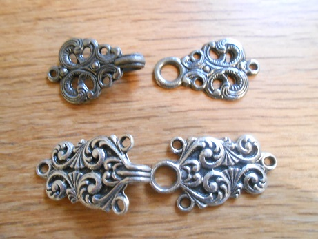 Norway cloak clasps 2