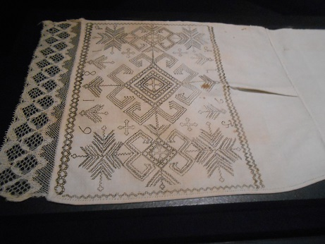 Norway Folk Museum embroidery 1