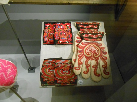 Norway Folk Museum embroidery 5