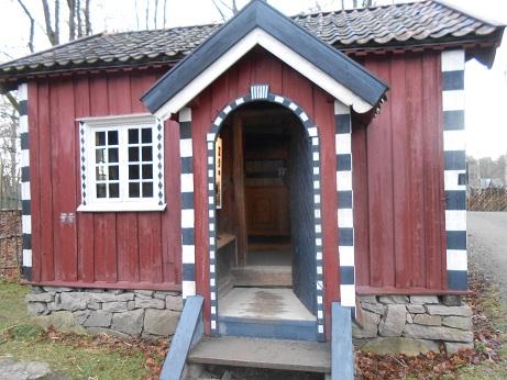 Norway Folk Museum houses 4