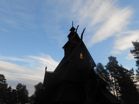 Norway Stave church