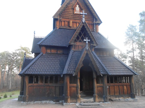 Norway Stave church 3