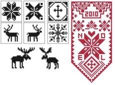 Norwegian motifs