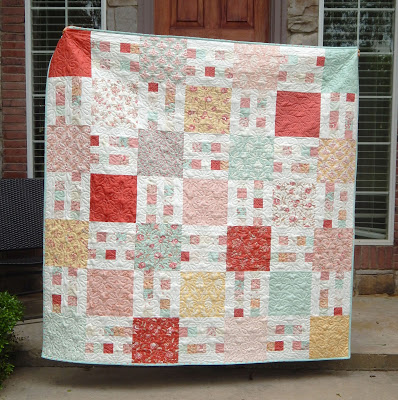 Picket Fence Primtemps Quilt