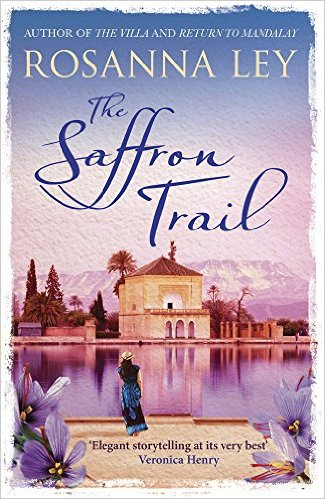 Rosanna Ley - Saffron book