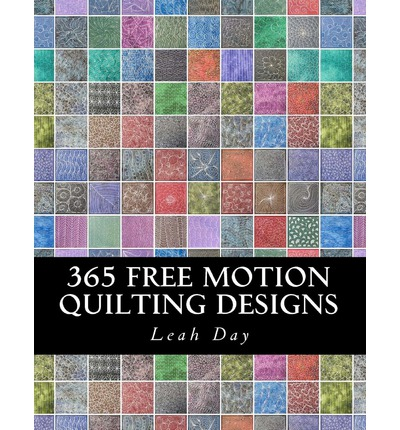 Leah Day 365 quilting designs book