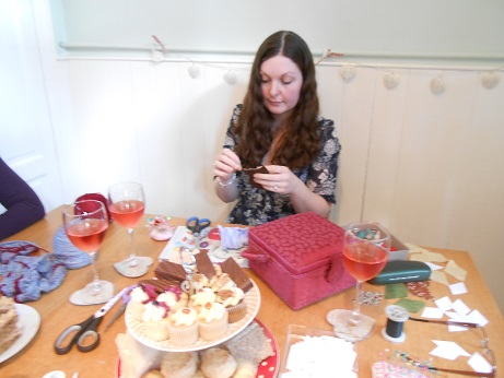 March crafternoon 1