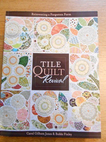 Quilt books - tile book 1