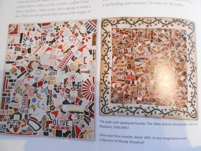Quilt books - tile book 2