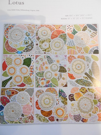 Quilt books - tile book 3