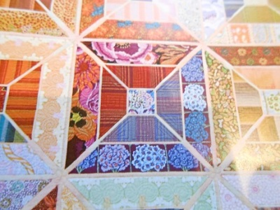 Quilt books - tile book 8