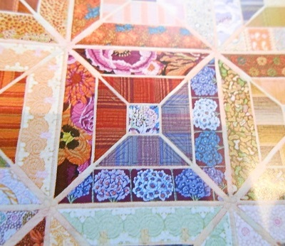 Quilt books - tile book 8